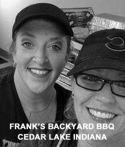Franks Backyard BBQ Cedar Lake Indiana
