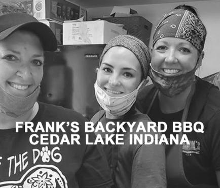 Franks Backyard BBQ Cedar Lake Indiana Crew2