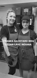 Franks Backyard BBQ Cedar Lake Indiana Crew8